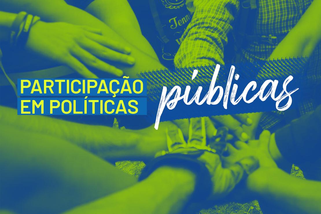 Participação em Políticas Públicas
